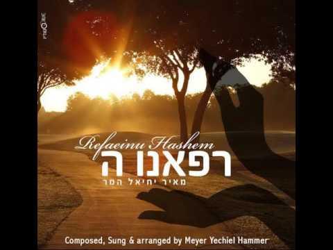 מאיר יחיאל המר | רפאנו ה' | meyer yechiel hammer | rafaenu