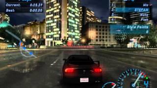 NFS Underground - AI using Speed Hack