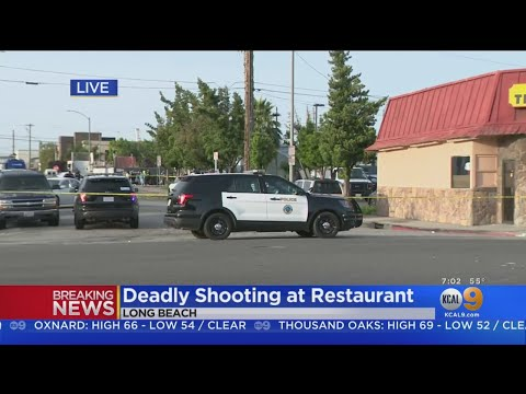 1 Killed, 5 Injured In Shooting Outside Of Long Beach Bar