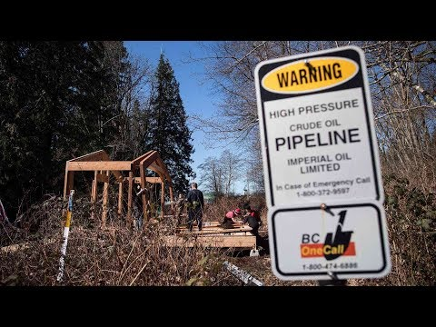 Indigenous communities have signed agreements on Kinder Morgan pipeline