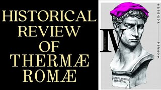 THERMÆ ROMÆ is a Japanese manga series by author Mari Yamazaki. The manga follows a time traveling Roman bath architect who visits modern day Japan ...