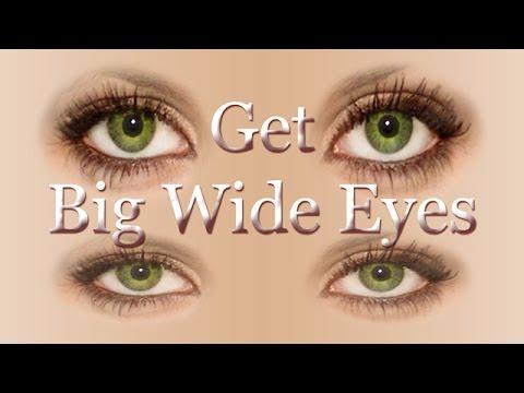 Get Big Wide Eyes (Subliminal)