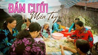Đám cưới miệt vườn Miền Tây |Vietnam Countryside Wedding