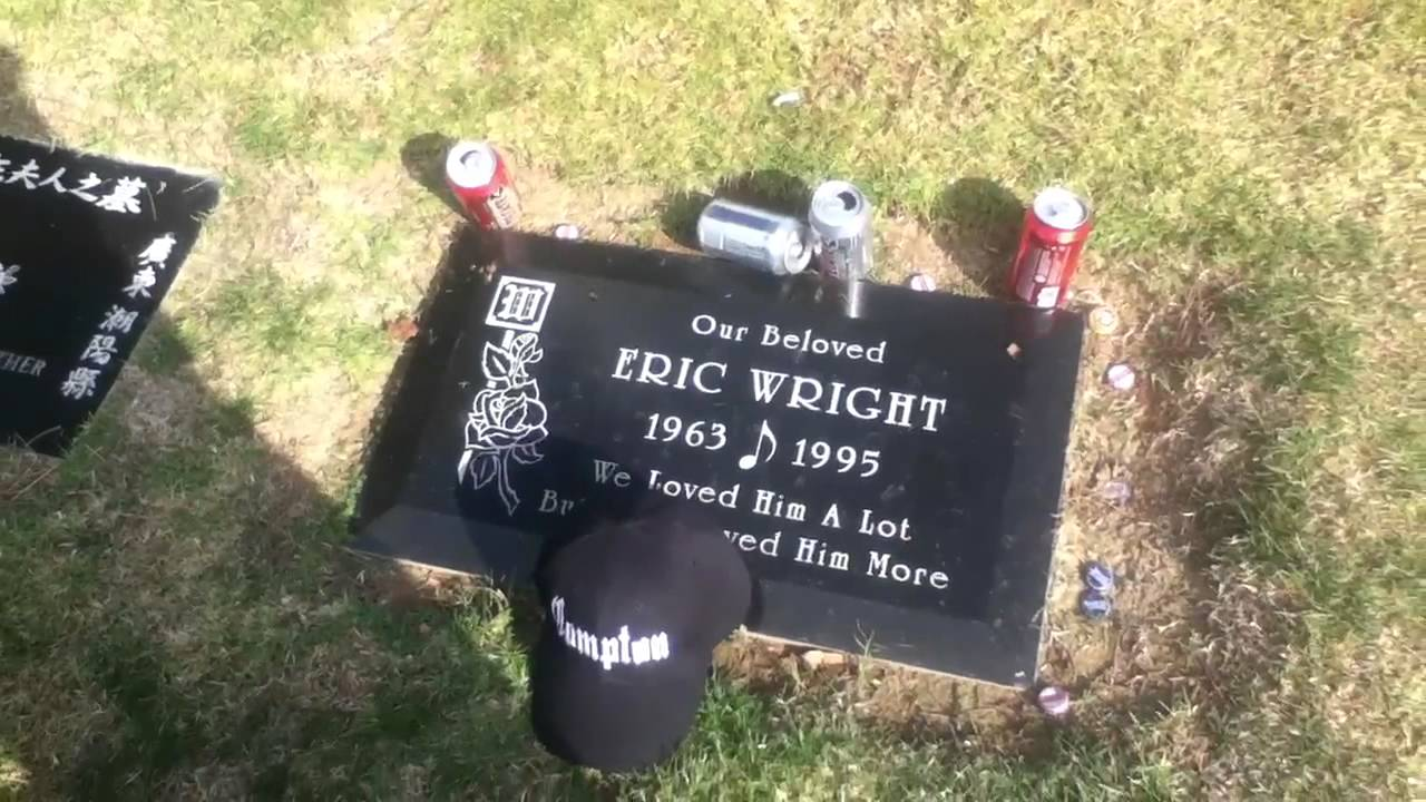 Eazy E Dead Body: Eazy E's Grave ( Evp Session )