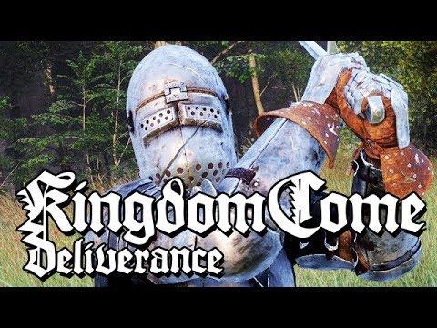 Kingdom Come Deliverance Gameplay German #17 - Epische Rüstung