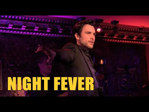 Bee Gees - Night Fever (Juan Pablo Di Pace Cover) (Live at Feinstein's 54 Below)