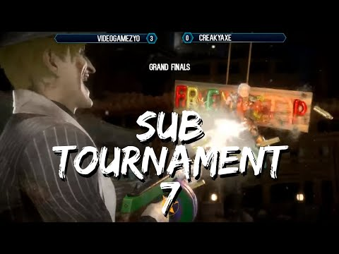 SUB ONLY TOURNAMENT #7 - DRUNK RANTS TOO!