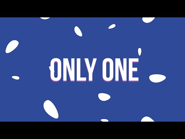 Airmow & Laust - Only One feat. Moses Stone (Official Lyric Video)