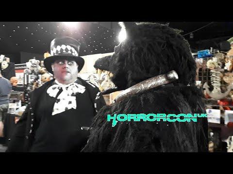 Toy Hunt Vlog - Horror Con UK 2019 & Toy Haul - NECA Figures, Dracula Wine & Living Dead Dolls