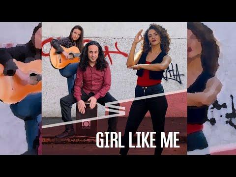 Girl Like Me feat. Bravata Dance - Flamenco Americana