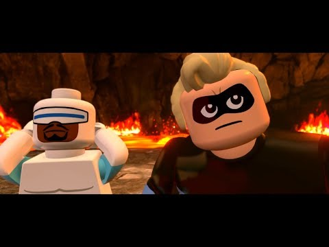 Lego The Incredibles Part 8