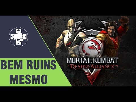 MORTAL KOMBAT: OS 5 PIORES FATALITIES DO DEADLY ALLIANCE thumbnail