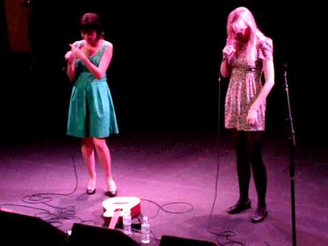 Garfunkel and Oates  -  I Don't Understand Job  (The Hand Job Song)  -  The Gothic in Denver