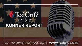 Ted Cruz on the Kuhner Report - January 18, 2016