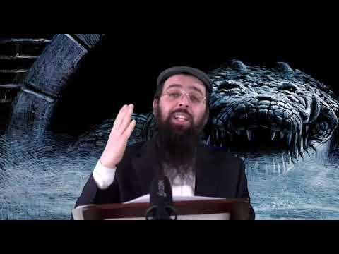 """איך מכניעים את התנין העליון? חזק! הרב יעקב בן חנן שליט""""א"""