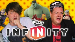Goodbye Disney Infinity - Hot Pepper Gaming