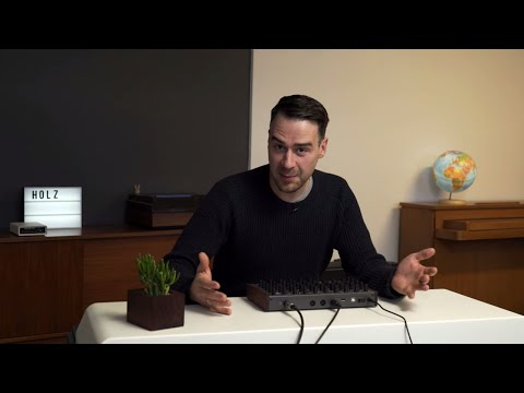 Stimming reviews the MFB Synth Pro (Electronic Beats TV)