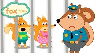 Fox Family and Friends cartoons for kids new season The Fox cartoon full episode #592