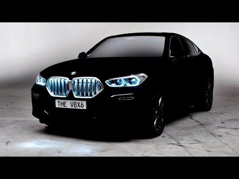 САМЫЙ ЧЁРНЫЙ в мире BMW X6 и самый КРЕПКИЙ BMW X5