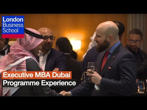 Executive MBA Dubai - Programme Experience | London Business School