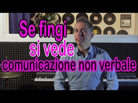 LA COMUNICAZIONE NON VERBALE NEL CANTO