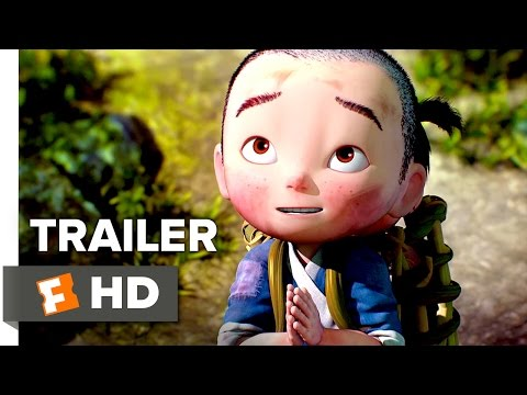 Monkey King: Hero is Back Official Trailer 1 (2016) - Jackie Chan, James Hong Movie HD