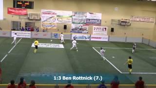 SG Dynamo Dresden - FC Energie Cottbus 2:4 (U12-Hussitencup 2014 - Vorrunde)