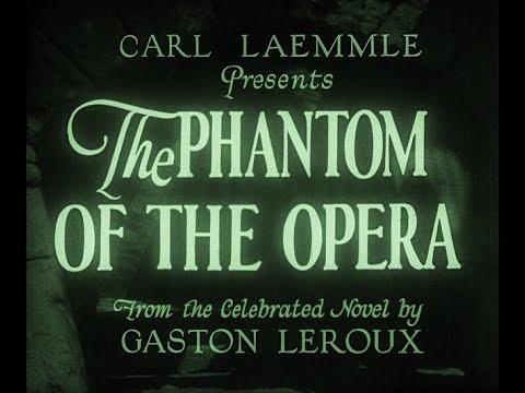 "▶ Misty Brew's Creature Feature- ""Phantom of the Opera "" (1925) +"