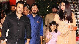 Video Ex Lovers Aishwarya Rai Bachchan And Salman Khan Party Under One Roof At Ambani's Bash 2017 download MP3, 3GP, MP4, WEBM, AVI, FLV Januari 2018