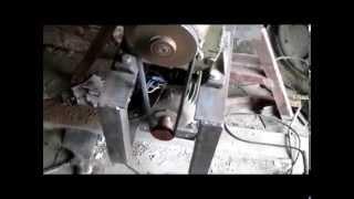 видео Растворомешалка: доработка лопаток