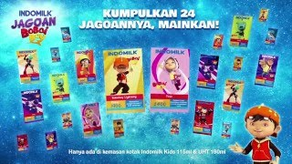 Video Tutorial Cara Bermain Indomilk Jagoan Boboiboy