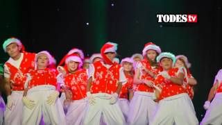 ШКОЛА ТАНЦА АЛЛЫ ДУХОВОЙ «TODES» Люберцы, номер: Happy New Year