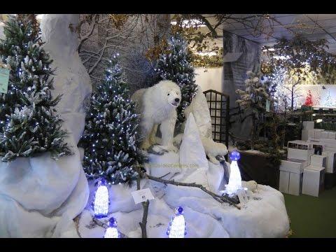 Christmas Shop Wyevale Garden Centre Walk Through Youtube