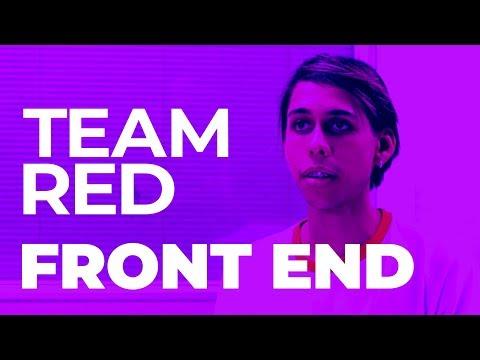 O que faz um desenvolvedor Front End?  #TeamRed
