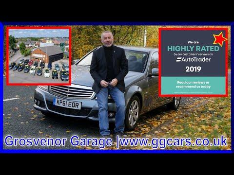 Mercedes Benz C Class 2 1 C200 CDI BlueEFFICIENCY SE 7G Tronic 4dr   Review and Virtual Video Test D