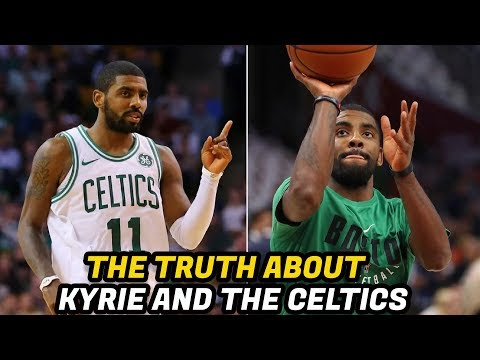 How KYRIE IRVING and the Boston Celtics Are Winning Without Gordon Hayward