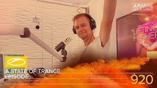 A State Of Trance Episode 920 [#ASOT920] – Armin van Buuren