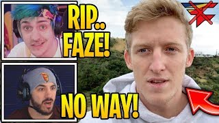 Streamers React To Tfue's RESPONSE TO SUING FAZE! #ReleaseTheContract