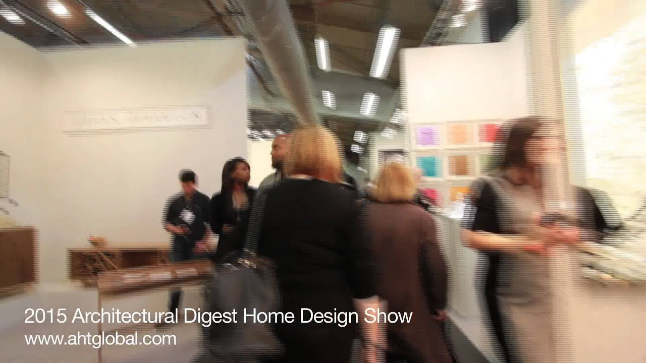 2015 | Architectural Digest Home Design Show | New York