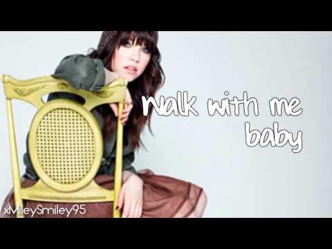 Carly Rae Jepsen - Talk to Me:歌詞+中文翻譯