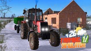 Farming Simulator 17 - Конец МУЧЕНИЯМ фермера! Фермерское счастье привалило Зимний сезон завершается