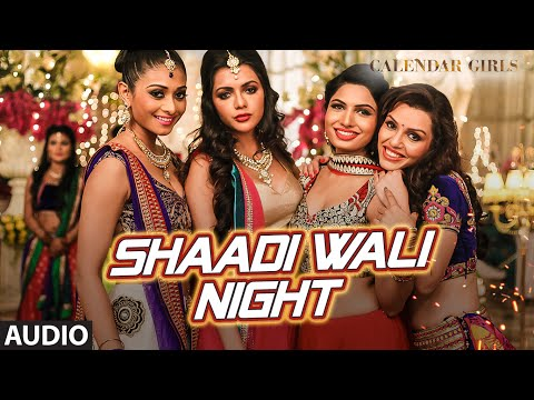 Shaadi Wali Night song lyrics