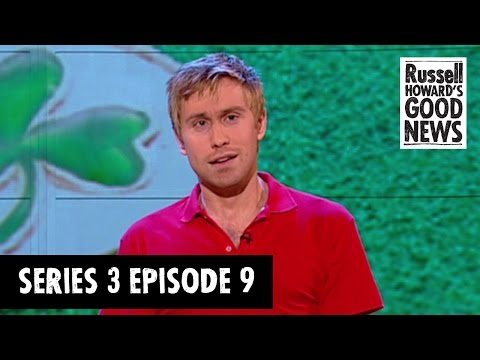 Russell Howard's Good News - Series 3, Episode 9