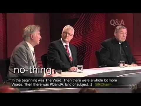 Richard Dawkins Knows Nothing About Nothing?