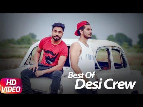 Best Of Desi Crew | Video Jukebox | Punjabi Song Collection | Speed Records