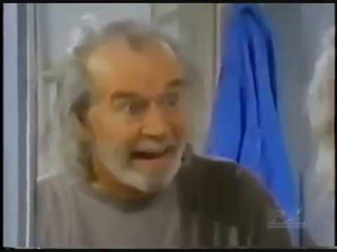 The George Carlin  TV  Ad 1 1994