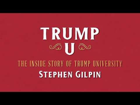 FIRST LOOK: Trump U., the Inside Story of Trump University