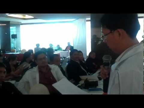 ToT on Uses of Tablets for Education