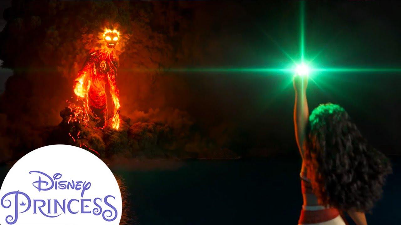 Download How Moana Saved Te Kā | Disney Princess