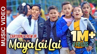 Download lagu Cartoonz Crew JR | Maya Lai Lai | Aayuf Luitel Feat Kamal Khatri | Cover Dance Video